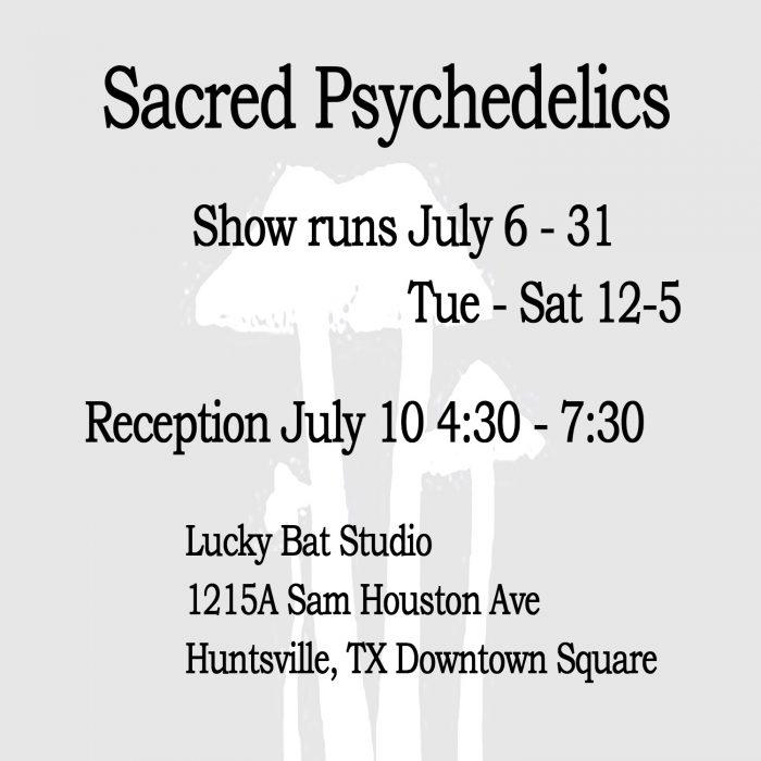 Sacred Psychedelics
